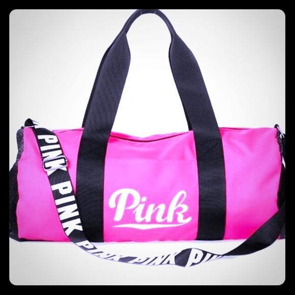 VS Pink Gym Bag. M 5a73263645b30cd2a196ee98. Other Bags you may like. Victoria s  Secret ... 6a34b62b9a